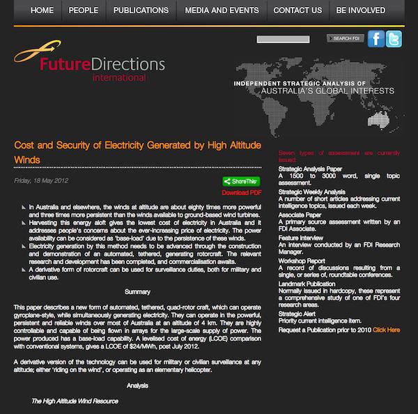 FDI Associate Paper